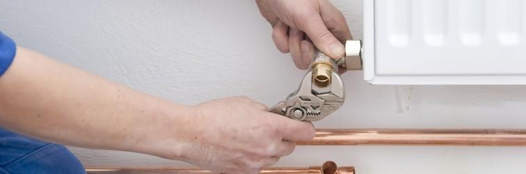 plumber radiator